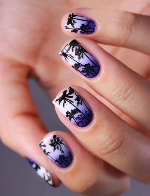 15-Summer-Beach-Nails-Art-Designs-Ideas-2017-16