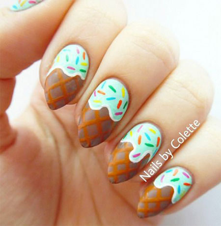 20 Best Summer Nail Art Designs Ideas 2017