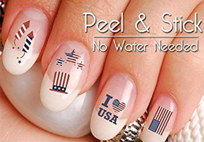 Amazing-4th-of-July-Nails-Art-Stickers-Decals-2017-5