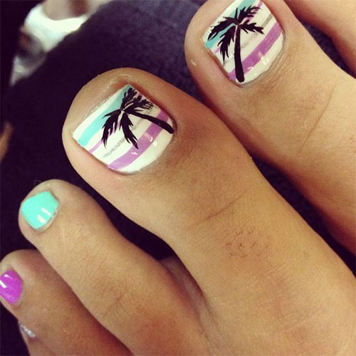 Summer-Toe-Nails-Art-Designs-Ideas-2017-3