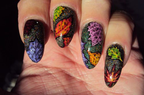 15-Autumn-Leaf-Nail-Art-Designs-Ideas-2017-Fall-Nails-11