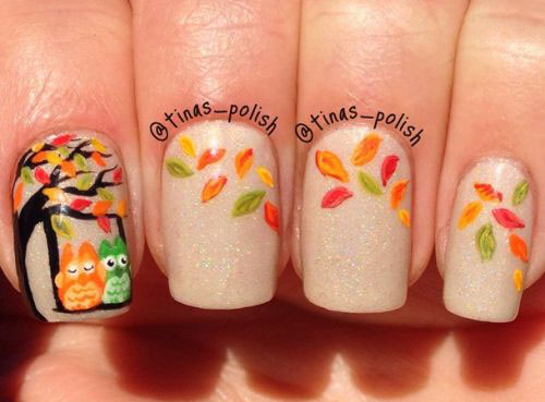 15-Autumn-Leaf-Nail-Art-Designs-Ideas-2017-Fall-Nails-14