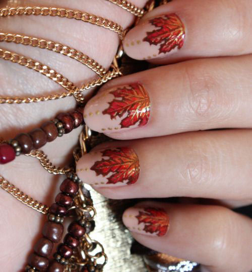 15-Autumn-Leaf-Nail-Art-Designs-Ideas-2017-Fall-Nails-15