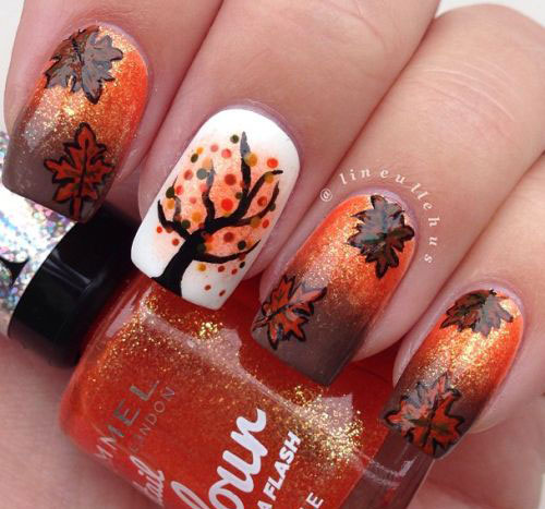 15-Autumn-Leaf-Nail-Art-Designs-Ideas-2017-Fall-Nails-5