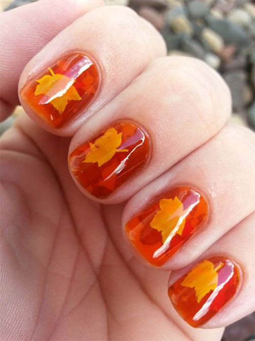 15-Easy-Fall-Autumn-Nails-Art-Designs-Ideas-2017-1