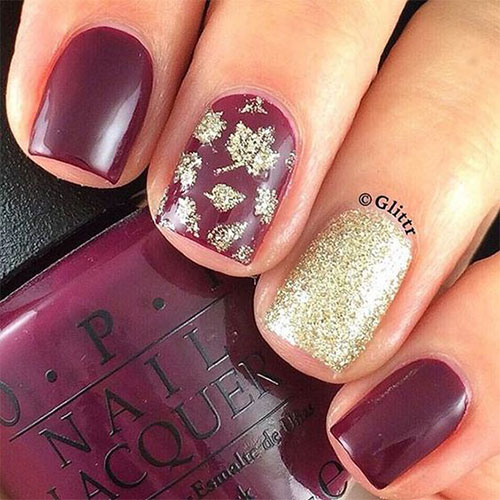 15-Easy-Fall-Autumn-Nails-Art-Designs-Ideas-2017-5