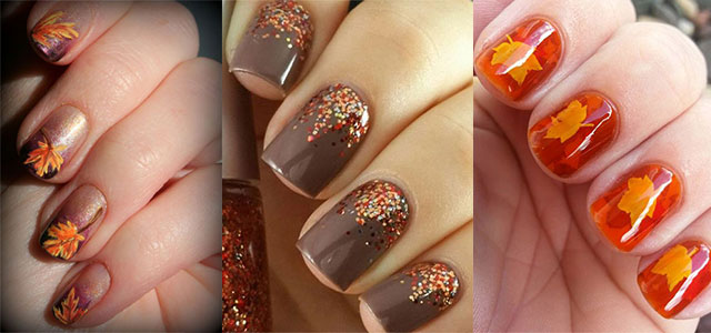 15 Easy Fall Autumn Nails Art Designs Ideas 2017 Fabulous Nail