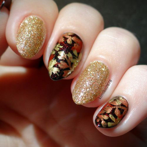 20 best autumn nail art designs ideas 2017 fabulous nail art 20 best autumn nail art designs ideas 2017 prinsesfo Image collections