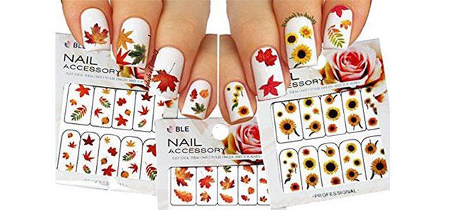 Autumn-Nail-Art-Stickers-Decals-2017-f