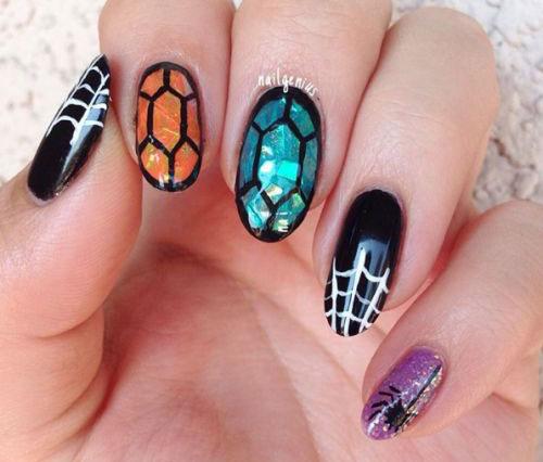 15-Amazing-3d-Halloween-Nails-Art-Designs-Ideas-2017-8
