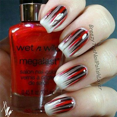 15-Black-White-Red-Halloween-Nails-Art-Designs-Ideas-2017-6