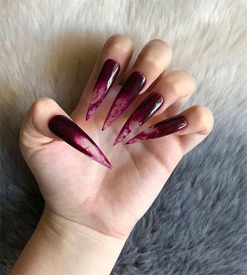 15-Halloween-Blood-Nails-Art-Designs-Ideas-2017-13