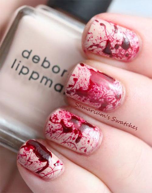 15-Halloween-Blood-Nails-Art-Designs-Ideas-2017-7