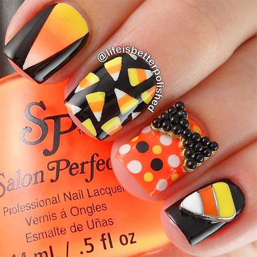 15-Halloween-Candy-Corn-Nails-Art-Designs-Ideas-2017-1