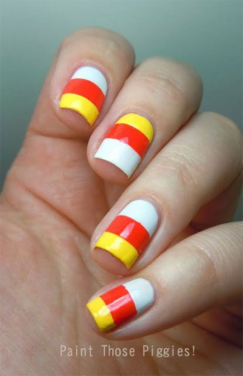 15-Halloween-Candy-Corn-Nails-Art-Designs-Ideas-2017-13