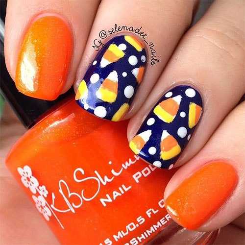 15-Halloween-Candy-Corn-Nails-Art-Designs-Ideas-2017-2