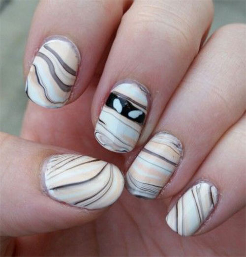 15-Halloween-Mummy-Nails-Art-Designs-Ideas-2017-10