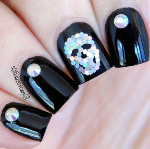 15-Halloween-Skull-Acrylic-Nails-Art-Designs-Ideas-2017-15