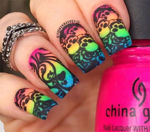 15-Halloween-Skull-Acrylic-Nails-Art-Designs-Ideas-2017-16