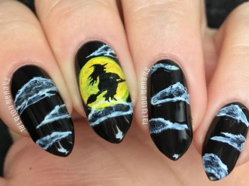 15-Halloween-Witch-Nails-Art-Designs-Ideas-2017-13