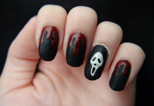 15 scary halloween nails art designs ideas 2017 fabulous nail 15 scary halloween nails art designs ideas 2017 prinsesfo Images