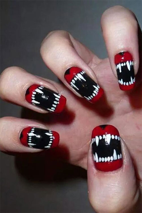 15-Scary-Halloween-Nails-Art-Designs-Ideas-2017-7