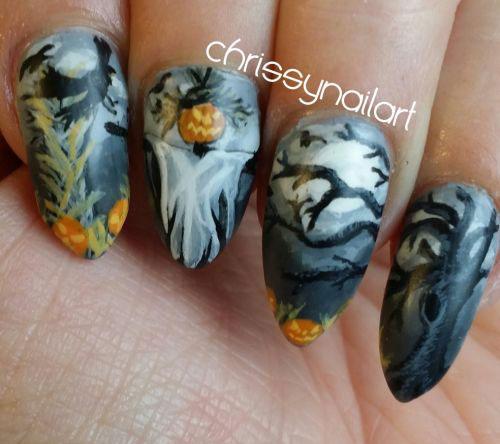 15-Scary-Halloween-Nails-Art-Designs-Ideas-2017-8