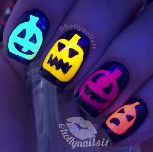 18-Easy-Halloween-Pumpkin-Nails-Art-Designs-Ideas-2017-11