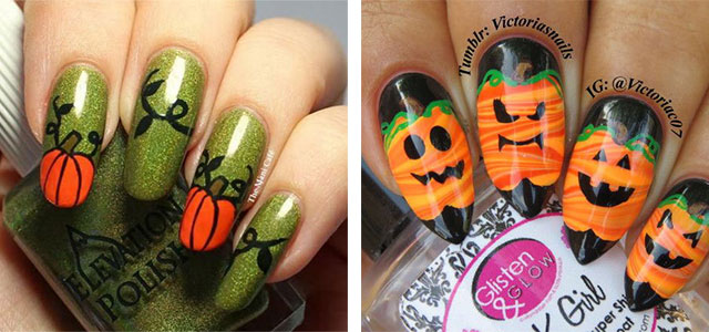 18-Easy-Halloween-Pumpkin-Nails-Art-Designs-Ideas-2017-f
