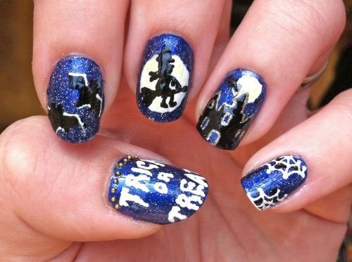 18-Halloween-Bat-Nails-Art-Designs-Ideas-2017-11