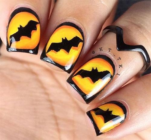 18-Halloween-Bat-Nails-Art-Designs-Ideas-2017-16
