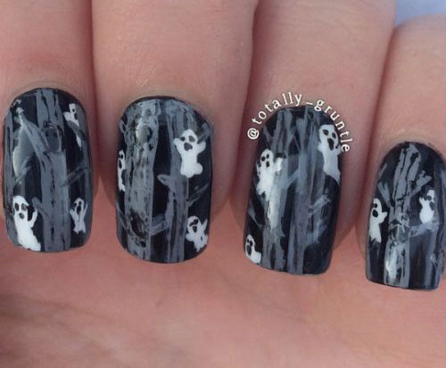 18-Halloween-Ghost-Nails-Art-Designs-Ideas-2017-12