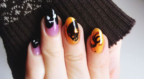 18-Halloween-Ghost-Nails-Art-Designs-Ideas-2017-14