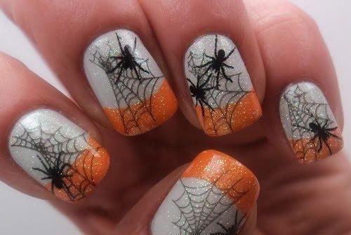 18-Halloween-Spider-Nail-Art-Designs-Ideas-2017-Spider-Web-Nails-14