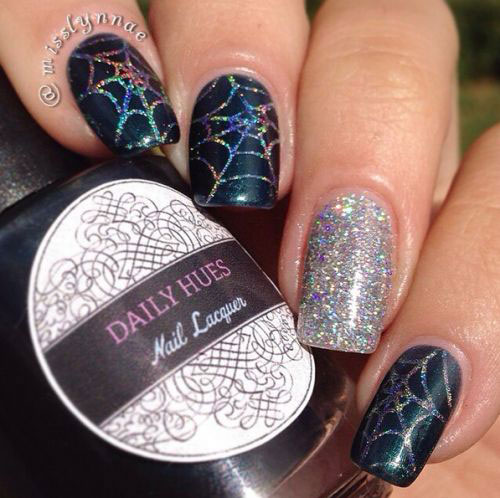 18-Halloween-Spider-Nail-Art-Designs-Ideas-2017-Spider-Web-Nails-2