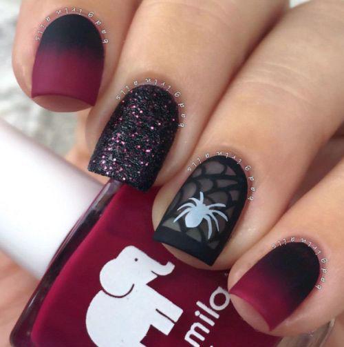 18-Halloween-Spider-Nail-Art-Designs-Ideas-2017-Spider-Web-Nails-4