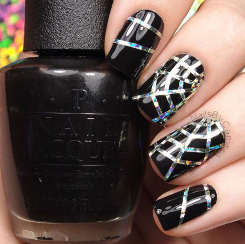 18-Halloween-Spider-Nail-Art-Designs-Ideas-2017-Spider-Web-Nails-6