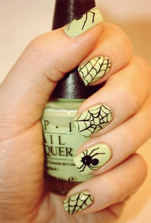 18-Halloween-Spider-Nail-Art-Designs-Ideas-2017-Spider-Web-Nails-9