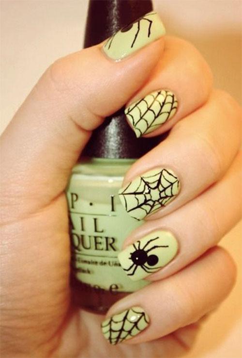 18-Halloween-Spider-Nail-Art-Designs-Ideas-2017-Spider-Web-Nails-9