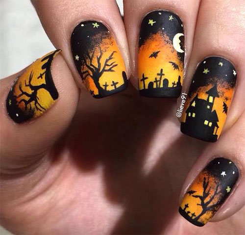 18-Halloween-Spooky-Nails-Art-Designs-Ideas-2017-16