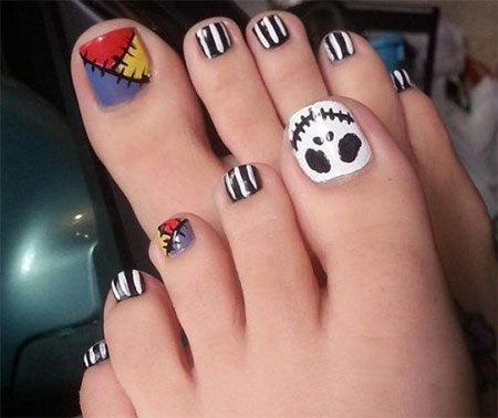 15-Halloween-Toe-Nails-Art-Designs-Ideas-2017-6