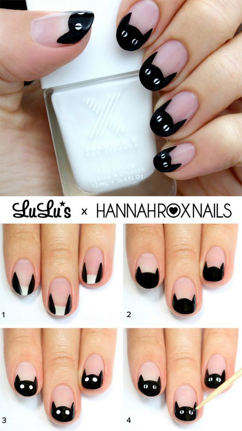 18-Easy-Step-By-Step-Halloween-Nails-Art-Tutorials-For-Beginners-2017-8