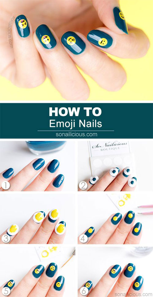 18-Easy-Step-By-Step-Halloween-Nails-Art-Tutorials-For-Beginners-2017-9