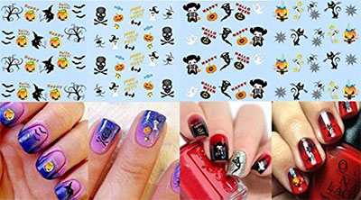 20-Halloween-Nails-Art-Stickers-Decals-2017-12