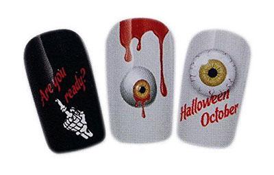 20-Halloween-Nails-Art-Stickers-Decals-2017-18