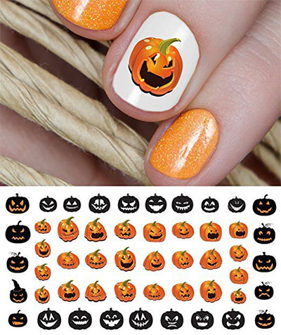 20-Halloween-Nails-Art-Stickers-Decals-2017-2