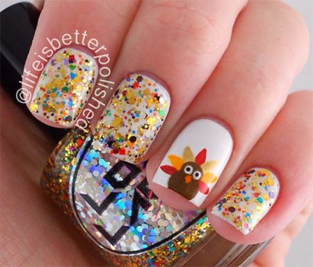 12-Turkey-Nail-Art-Designs-Ideas-2017-Thanksgiving-Nails-4