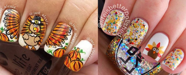 12-Turkey-Nail-Art-Designs-Ideas-2017-Thanksgiving-Nails-f