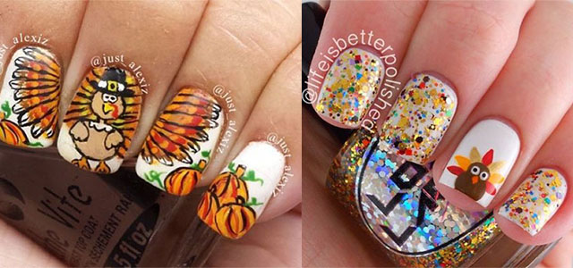 12-Turkey-Nail-Art-Designs-Ideas-2017-Thanksgiving-Nails-f