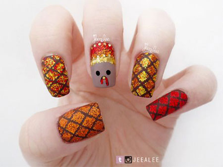 15-Easy-Thanksgiving-Nail-Art-Designs-Ideas-2017-12